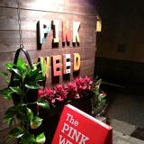 The PINK WEED cafe 様